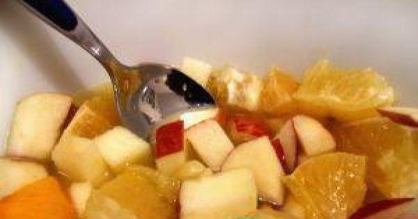 Sałatka owocowa  - Sałatka owocowa