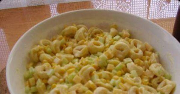 Sałatka z Tortellini - Sałatka z Tortellini