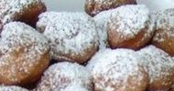 Serowe pączki - Serowe pączki