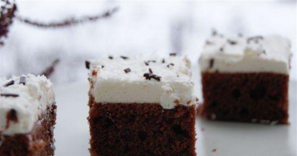 Śnieżne ciasto  - śnieżne ciasto