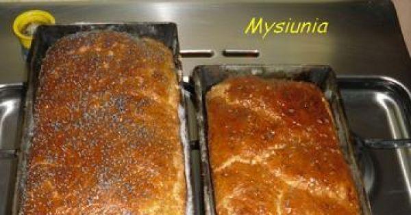 Swojski chleb - złocistą skórkę gwarantuje jajko