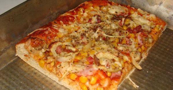 Szybka pizza - Szybka pizza