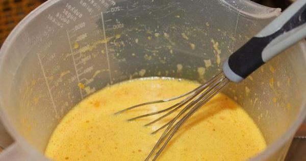 Tarta cytrynowa z bezą - rozmącone jajka i zółtka wymieszane z cukrem i mąkami oraz skórką z cytryny wlewamy do gotującego się soku cytrynowego...