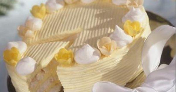 Tort bezowy - Tort bezowy