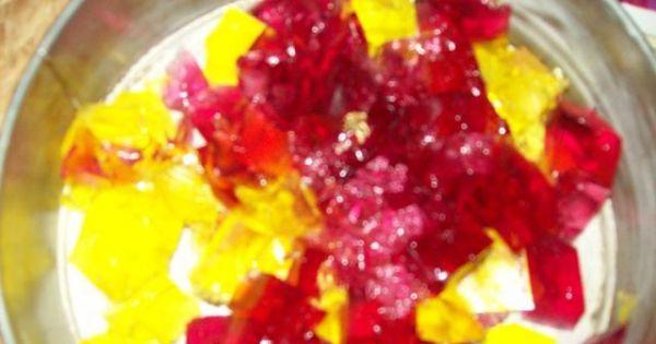 Tort kibica na zimno bez pieczenia  - Kolejny etap przygotowania tortu na zimno