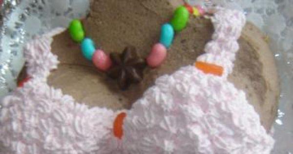 Tort w bikini - Tort w bikini
