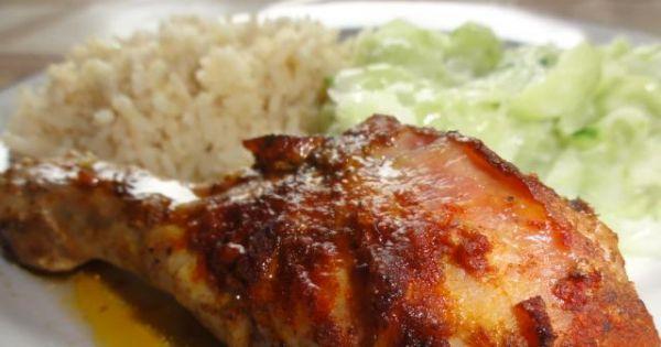 Udka z kurczaka po meksykańsku - Udka z kurczaka po meksykańsku