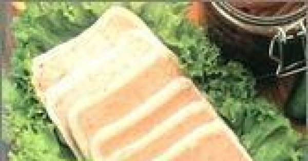 Wiejski pasztet z wieprzowiny - Wiejski pasztet z wieprzowiny