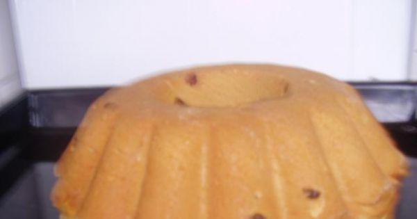 Wielkanocna babka drożdżowa - zaraz po wyjęciu z piekarnika