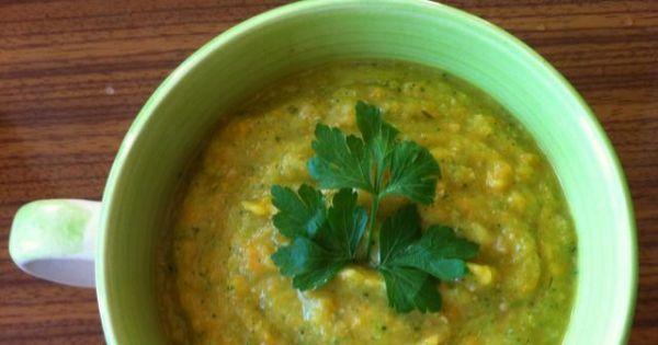 Zupa krem z warzyw - Zdjęcie główne