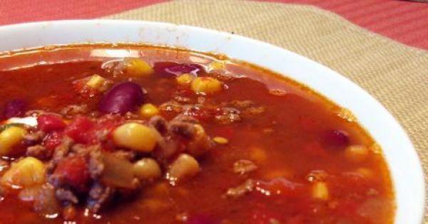 Zupa meksykańska - Zupa meksykańska