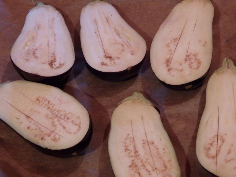 Ajwar-pasta z pieczonej papryki i bakłażanów