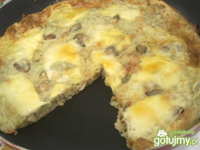 A'la Pizza z patelni
