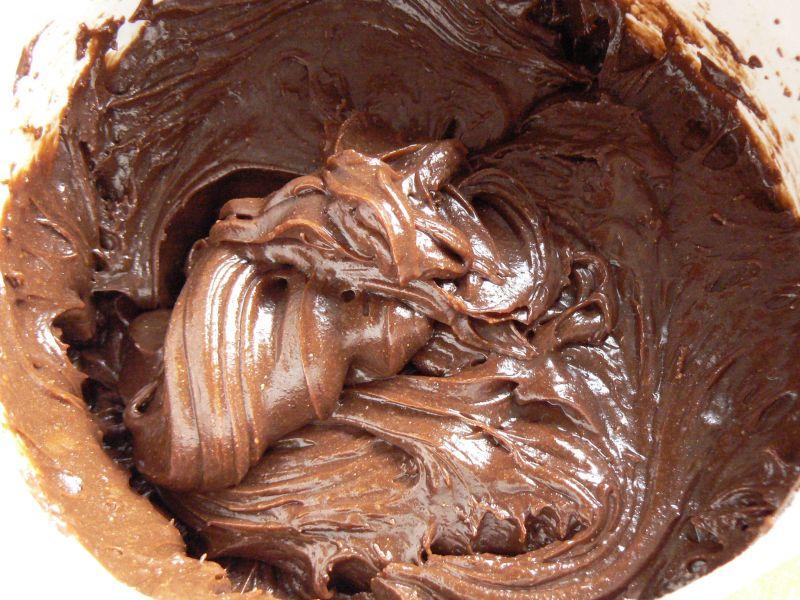 Andrut z masą kokosową z kakaową nutą