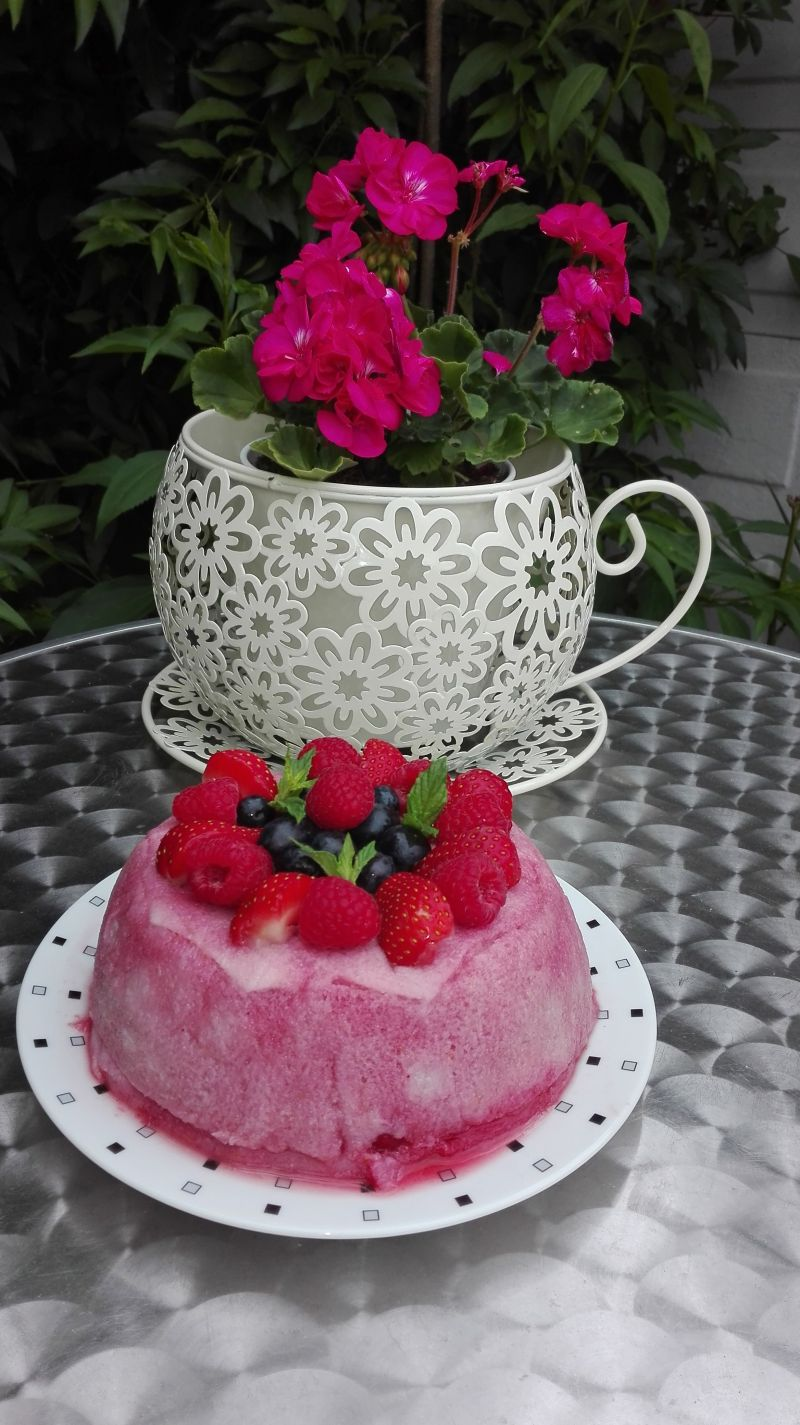 Angielski letni pudding