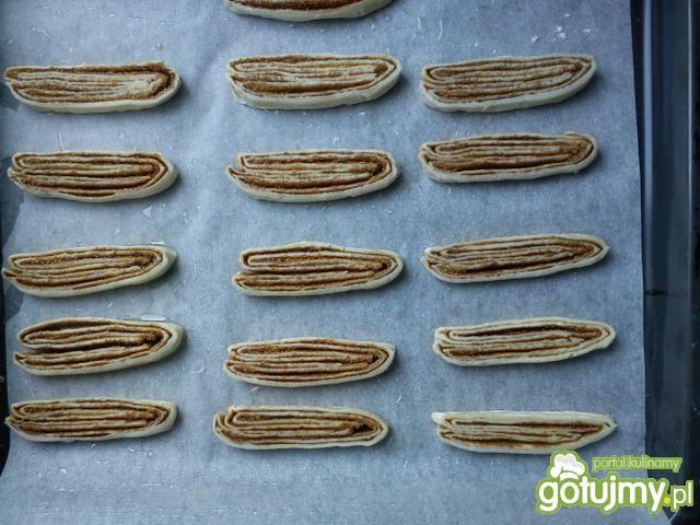 Aromatyczne palmiery z cynamonem