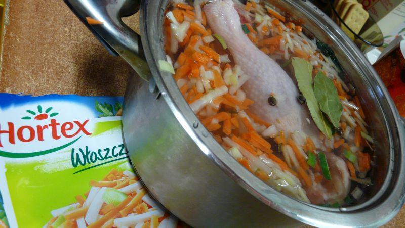 Avgolemono - tradycyjna zupa z Grecji