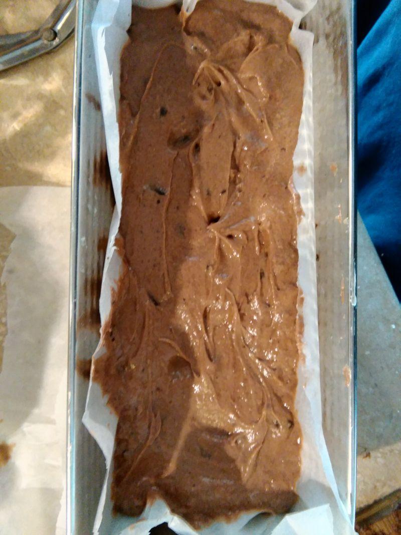 Babka mocno czekoladowa