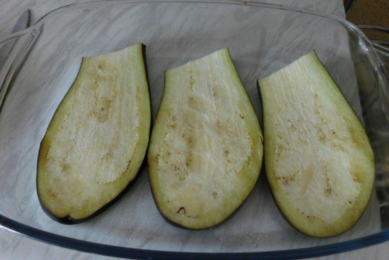 Bakłażanowe roladki