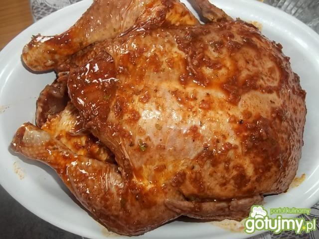Balsamiczny pieczony kurczak