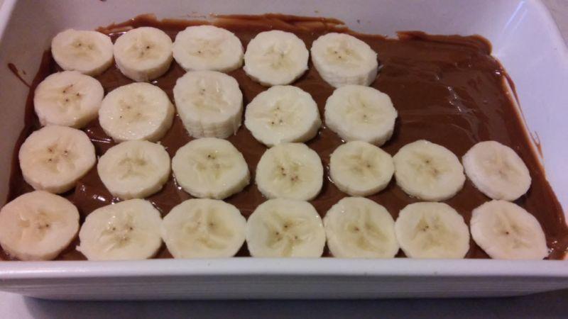 Bananoffi na zimno