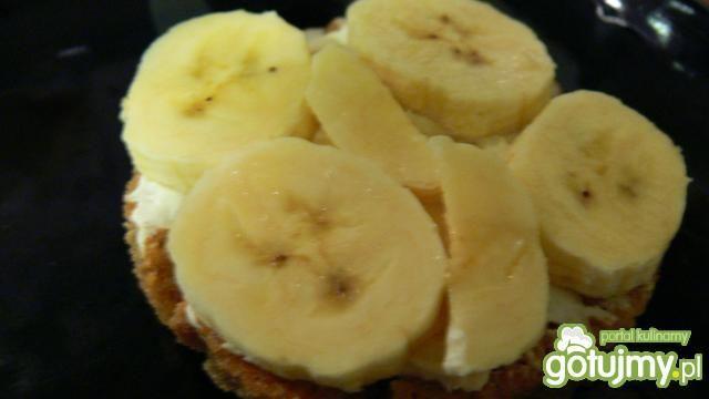 Bananowe tiramisu  à la kopczyk kreta