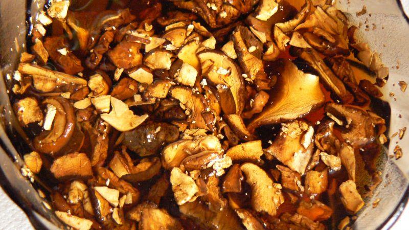 Bigos z łopatką wieprzową