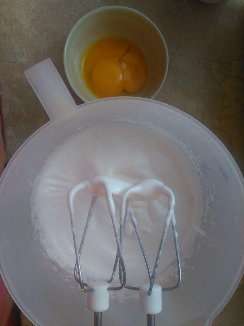 Biszkoptowe ciastka kokosowe