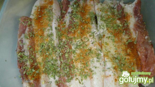 Boczek grillowany na ostro