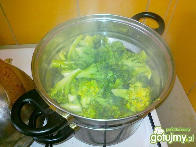 Brokuły w ostrej panierce