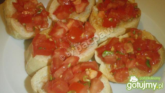 Bruschetta balsamiczna