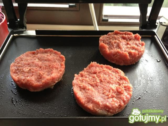 Burger ala Kristofe
