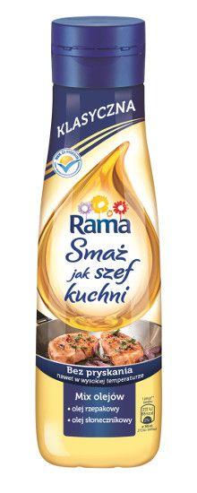 Rama Smaż jak szef kuchni - smak klasyczny
