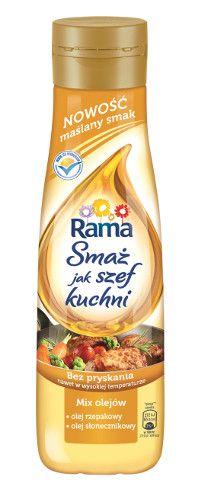 Rama Smaż jak szef kuchni - smak maślany