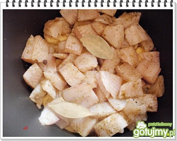 Caldeirada Eli-portugalska zupa rybna