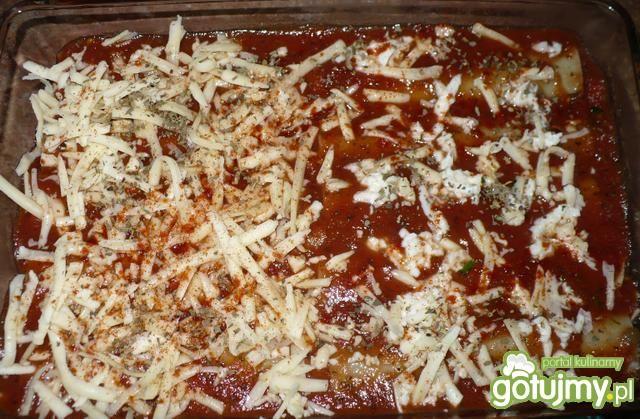Cannelloni wegetariańskie