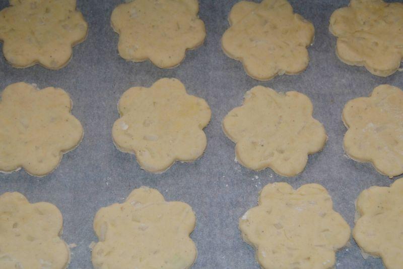 Cebulowe ciasteczka