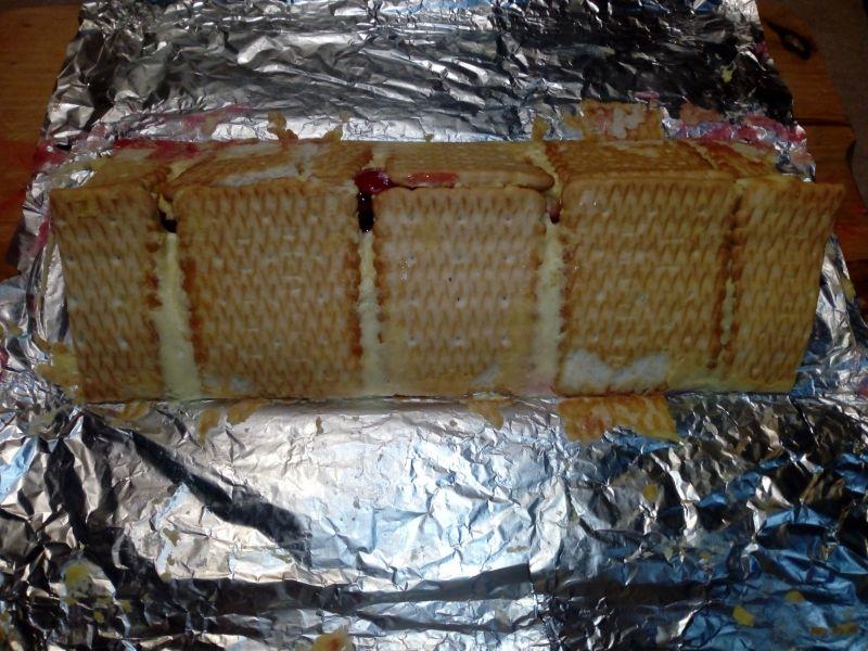 Chatka puchatka z gotowanym serem