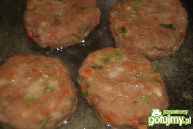 Chicken burgery wg Buni 2