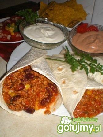 Chilli con carne dla zakochanych