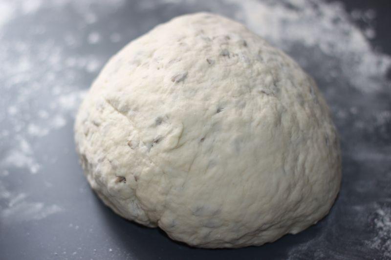 Chleb Pszenno orkiszowy ze słonecznikiem.