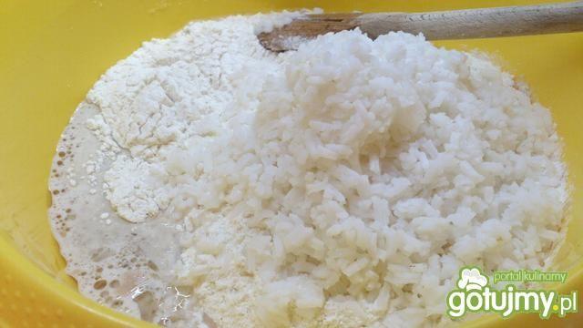 Chleb pszenno ryżowy