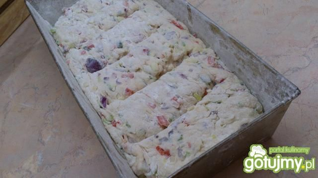 Chleb pszenno warzywny