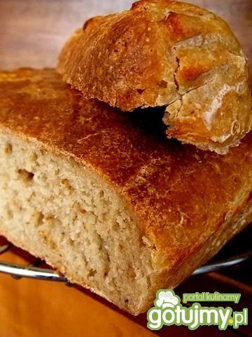 Chleb z San Francisco /na zakwasie/