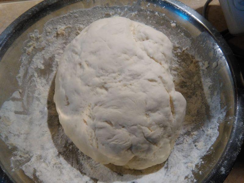 Chlebowe kuleczki z dipem serowym