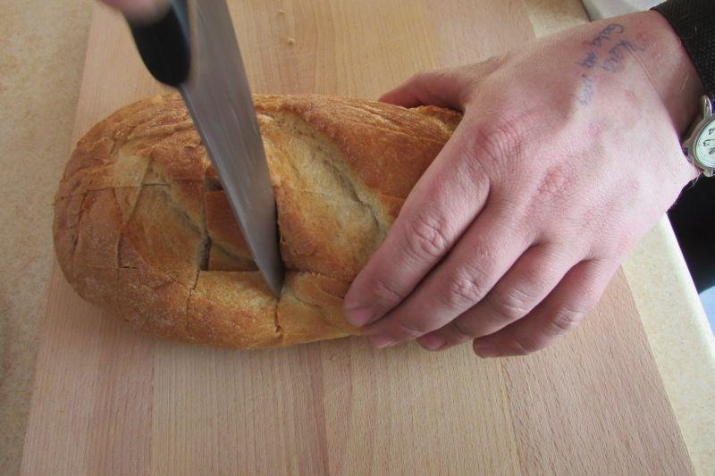 Chlebuś z niespodzianką