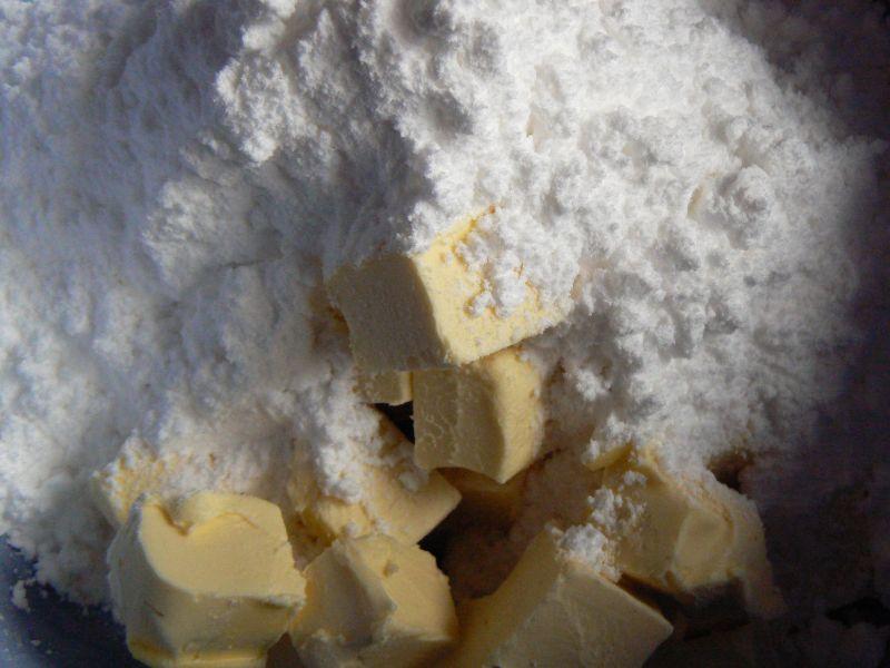 Ciasteczka cytrynowe owieczki