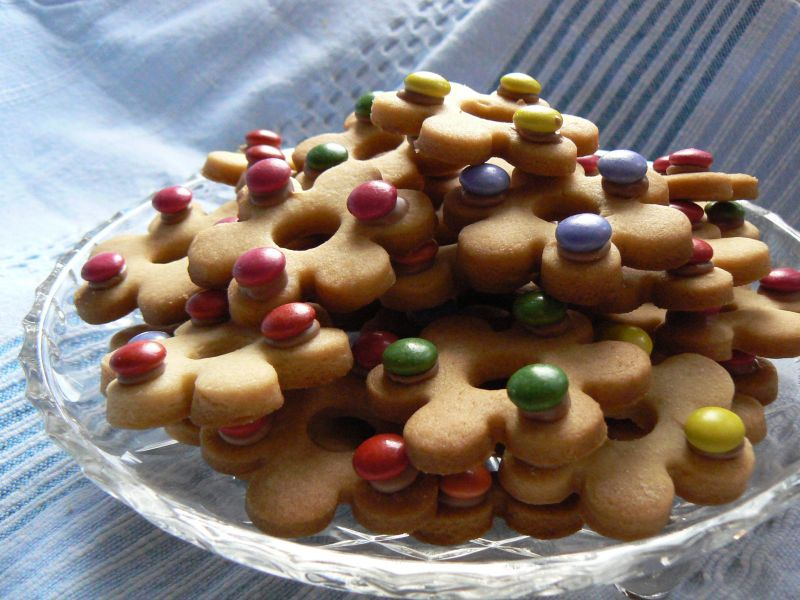 Ciasteczka orkiszowe