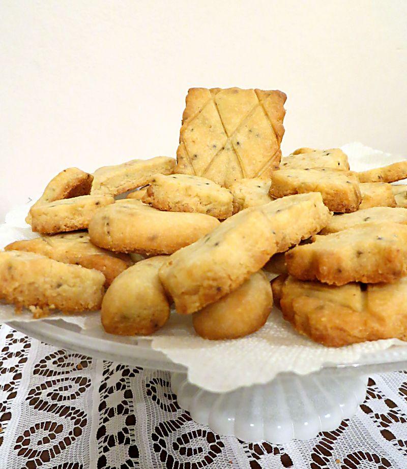 Ciasteczka orzechowe