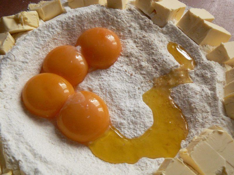 Ciasteczka podwójnie pomarańczowe